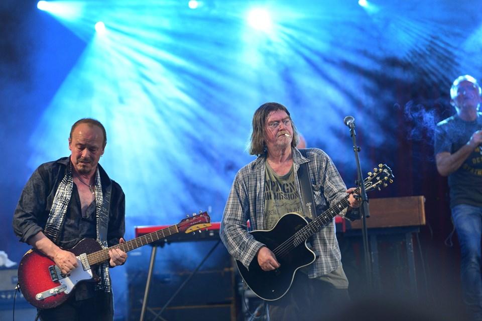 Johnny Madsen er et af hovednavnene på Bålhøj Festival til sommer. Arkivfoto: Ole Iversen