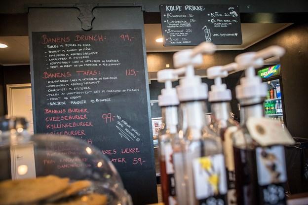 Café På Banen indgår i sagens natur i Marked På Banen.