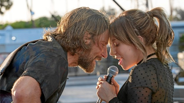 A Star Is Born vandt Biografklub Danmarks pris som bedste film, og nu er den på det hvide lærred i Pandrup. Privatfoto