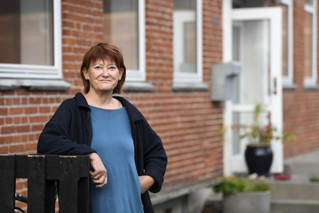 Berit Johnsen fra Bonderup har sammen med en gruppe ildsjæle arbejdet benhårdt på at få højskolen på skinner.