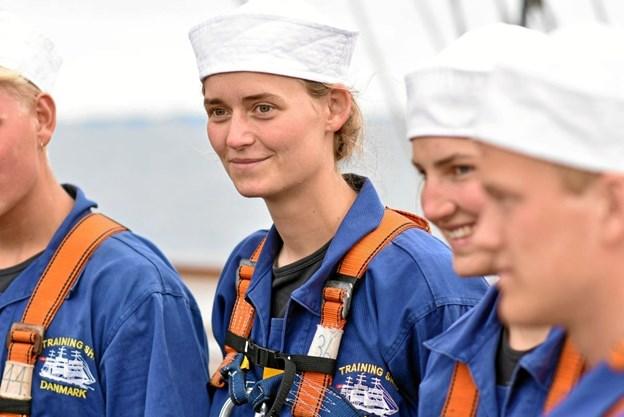 Når de nye unge indtager skoleskibet efter renoveringen vil det være opdateret på en helt række felter.