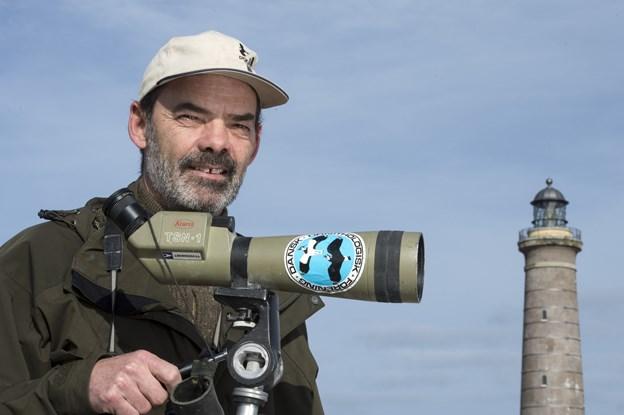 Lørdag 7. april er der fugletur til stranden på Stennæs syd for Sæby med ornitolog Kurt Rasmussen. Peter Broen