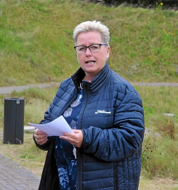 Efter udvalgsformand Margit Chemnitz (V) og de øvrige udvalgsmedlemmer har modtaget en ønsket redegørelse fra Museerne i Brønderslev Kommune, har de valgt at godkende regnskabet.   Arkivfoto: Ole Torp