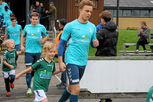 Jammerbugt FC har givet god underholdning igennem hele sæsonen. Foto: Flemming Dahl Jensen Flemming Dahl Jensen