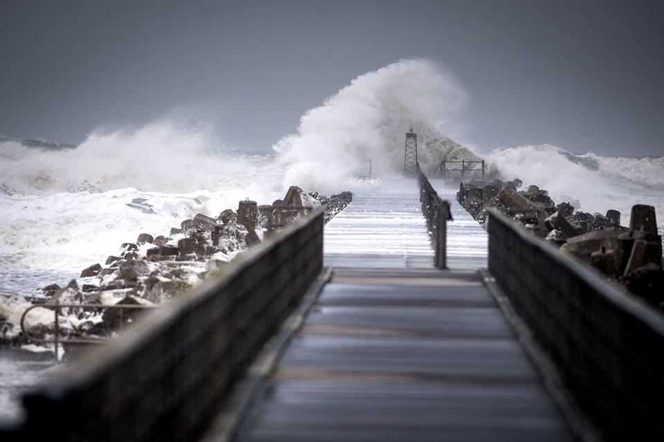 Dmi Opgraderer Vi Får Storm Med Vindstød Af Orkanstyrke Nordjyskedk