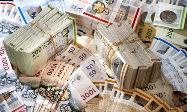 SE Vækstpuljue Nyfors deler årligt op mod 10 mio. kroner ud. Arkivfoto: Torben Hansen