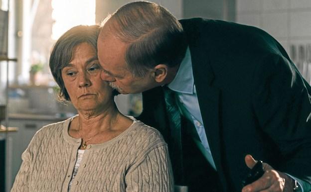 """""""Britt-Marie var her"""" er baseret på romanen af Fredrik Backman, der også har forfattet filmatiseringen """"En mand der hedder Ove"""" fra 2016, som blev en af de største biografsucceser i nyere svensk filmhistorie. Foto: Presse"""
