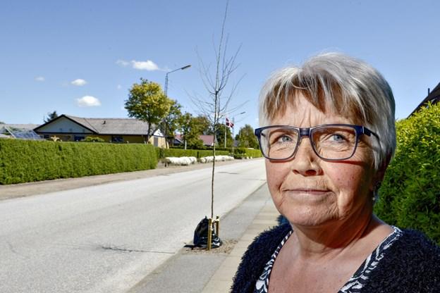 Formanden Birthe Løgtved kom i sin beretning godt omkring opgaverne i 2018