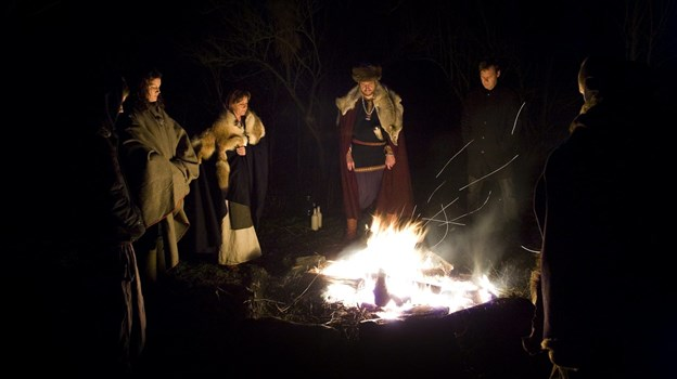 Der er vintersolhvervsfest på fredag. Arkivfoto