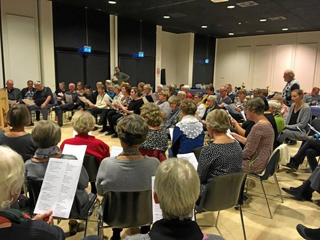Jammerbugts bidrag til Den Nordjyske Sang er fundet.Privatfoto