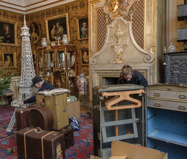 Temaet er i år Ejnar Oberbech-Clausens liv og hans rejse til Frankrig.