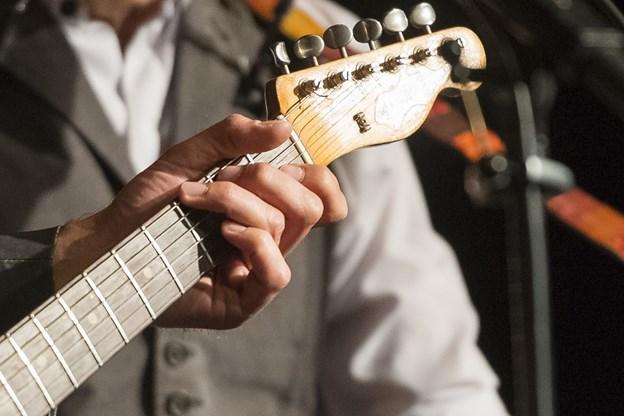 Hvor ofte skal der spilles livemusik i Skagen? Arkivfoto.