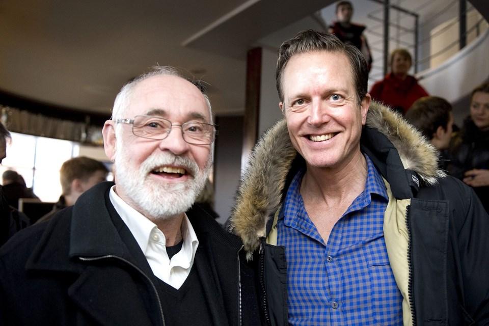 Sommerlandet har også lagt scene til en Far til fire film med bl.a. Peter Mygind på rollelisten. Foto Henrik Louis