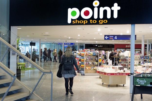 Et af de næste arrangementer gælder Aalborg Lufthavn - og den taxfree shop