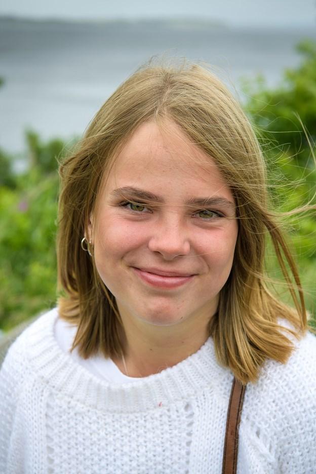Emma-Kartine Nørgaard har været udsendt til Brasilien.