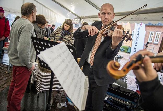 Kulturdagen er en tradition og finder i år sted 29. september. Arkivfoto: Martin Damgård