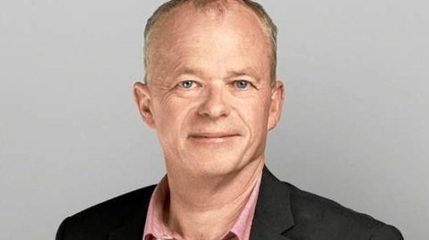 Carsten Hørbye Jacobsen er netop tiltrådt som ny afdelingsdirektør