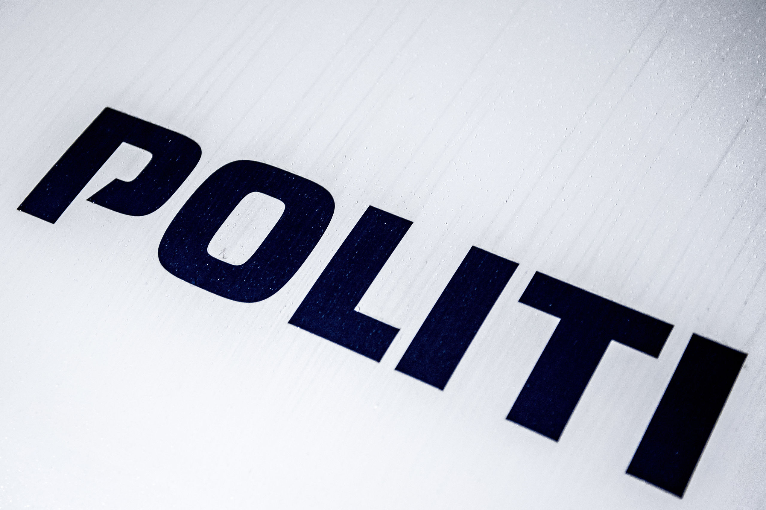 Politiet viser