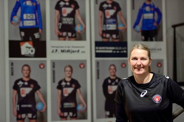 Årets træner 2018: Helle Thomsen nomineret