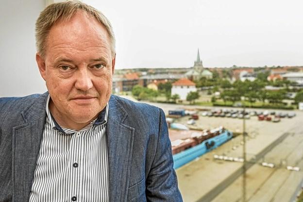 Viggo Ernst Thomsen kickstarter foredragsrækken Tro med udtryk.