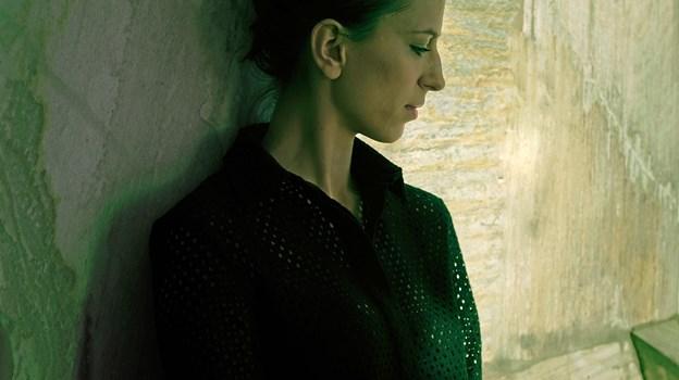 Mathilde Falch giver fortællekoncert i Arden i forbindelse med sæsonens sidste Kulturtallerken-arrangement 14. marts. PR-foto