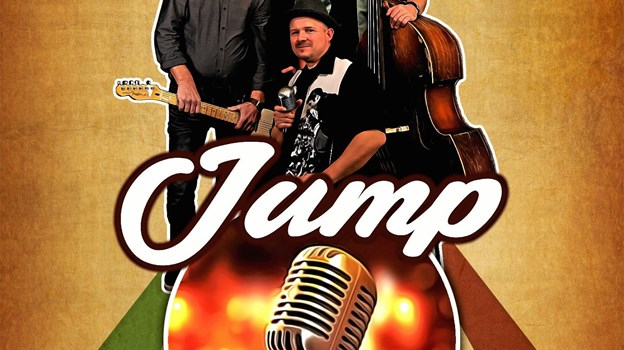 Det lokale Skagensband Jump & The Blue Note spiller blandt andet swingende Rythm N' Blues samt solid Chicago Blues, og er kendte ansigter i lokalområdet. PR - foto