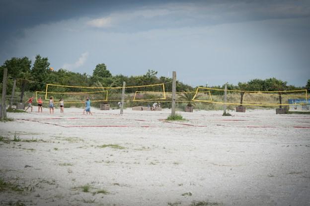 Frederikshavns strande skal udvikles for at styrke turisterhvervet - og gerne øge omsætningen. Foto: Kim Dahl Hansen