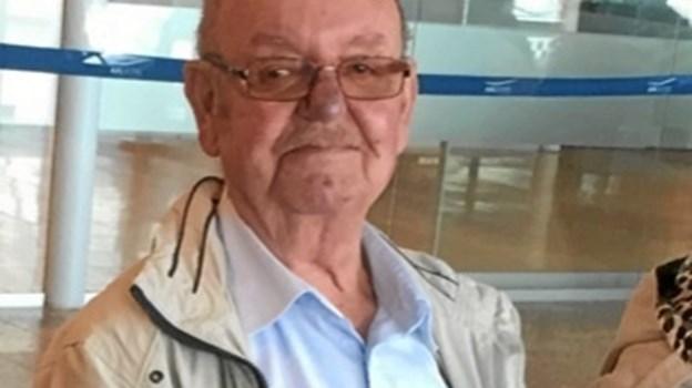 Leif Schmidt fylder 85 år 16. maj.