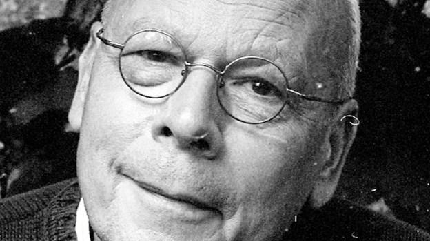 Bjarni Åkesson Filholm.Arkivfoto.