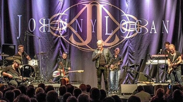 Johnny Logan & Friends kigger forbi den 21. november. Billedet er fra en tidligere koncert i Stubhuset. Foto: Stubhuset Stubhuset