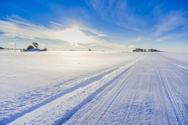 Der er nu ændret i vinterregulativet for resten af 2019 i Frederikshavn Kommune. Arkivfoto: Kim Dahl Hansen