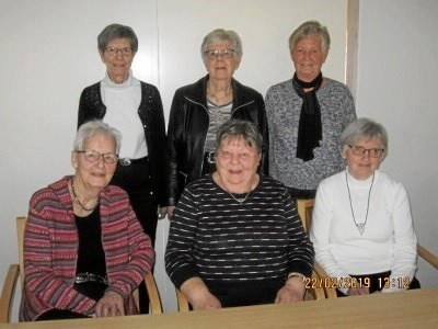 Kun på suppleantpladsen var der nyvalg til bestyrelsen for Støtteforeningen Kastanjegårdens Venner. Privatfoto