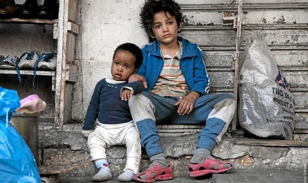 """Zain Al Rafeea, der er syrisk flytning, spiller Zain og leverer en af filmhistoriens mest rå og imponerende børneskuespilpræstationer. """"Kapernaum"""", der vandt juryens pris ved Cannes Film Festival, har modtaget priser og stående ovationer verden over. Foto: Presse"""