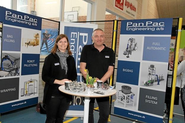 Pan Pac har ikke jobtilbud lige nu, men forventer det kan ske med en øget vækst. Foto: Flemming Dahl Jensen Flemming Dahl Jensen