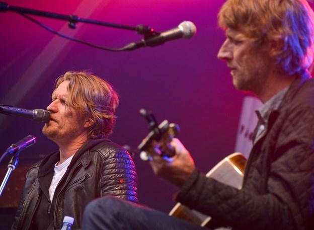 Sko/Torp indleder den nye sæson hos Hammer Biler i Hobro med en koncert 1. februar.  Arkivfoto