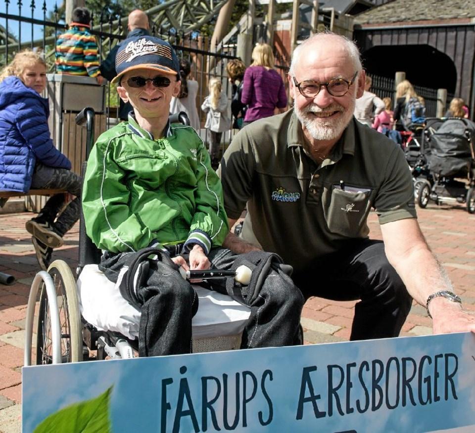 Søren Kragelund og Jesper Sørensen. Arkivfoto