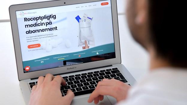 MinRecept sørger for, at man kan få sine p-piller, p-plastre eller mini-piller leveret automatisk. Foto: Jesper Thomasen