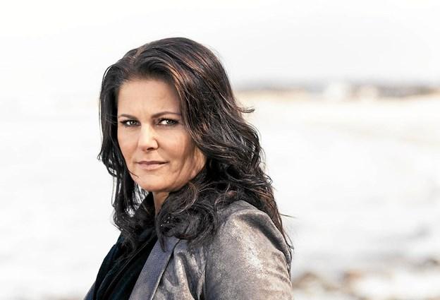 Sara Blædel gæster Skagen mandag 5. november.