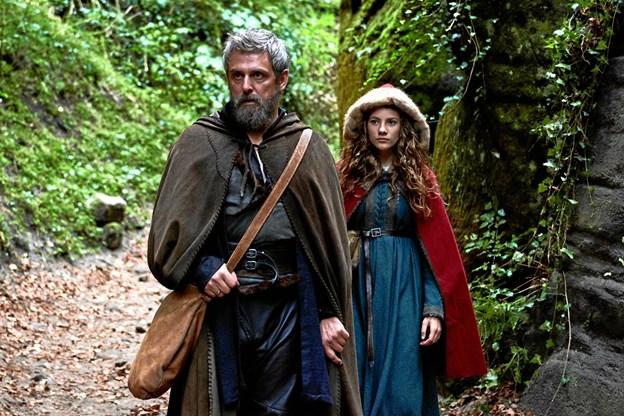 Den anden film i serien Skammerens Datter har forpremiere på søndag. PR-foto