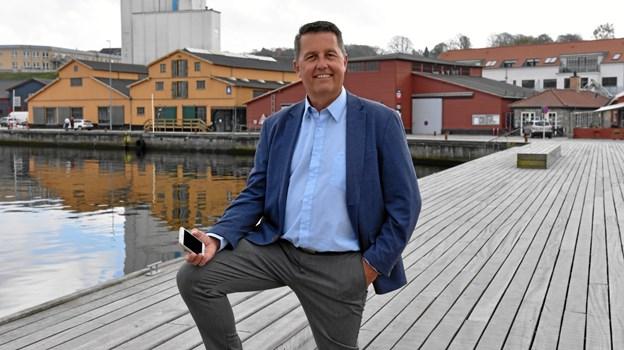 Niels Nyborg, ny seniorkonsulent hos Komplex ApS. Foto: Bent Ørum