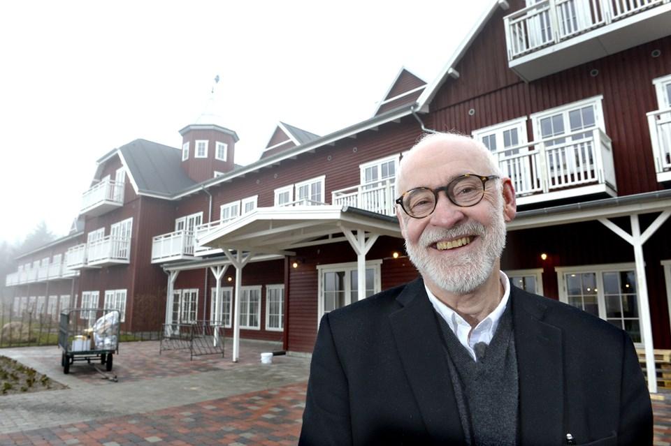 I den nordjyske konkurrence om bedste innovative virksomhed, Tag Fat-konkurrencen, har Fårup Sommerland vundet den lokale pris i Jammerbugt Kommune. Foto:Bente Poder