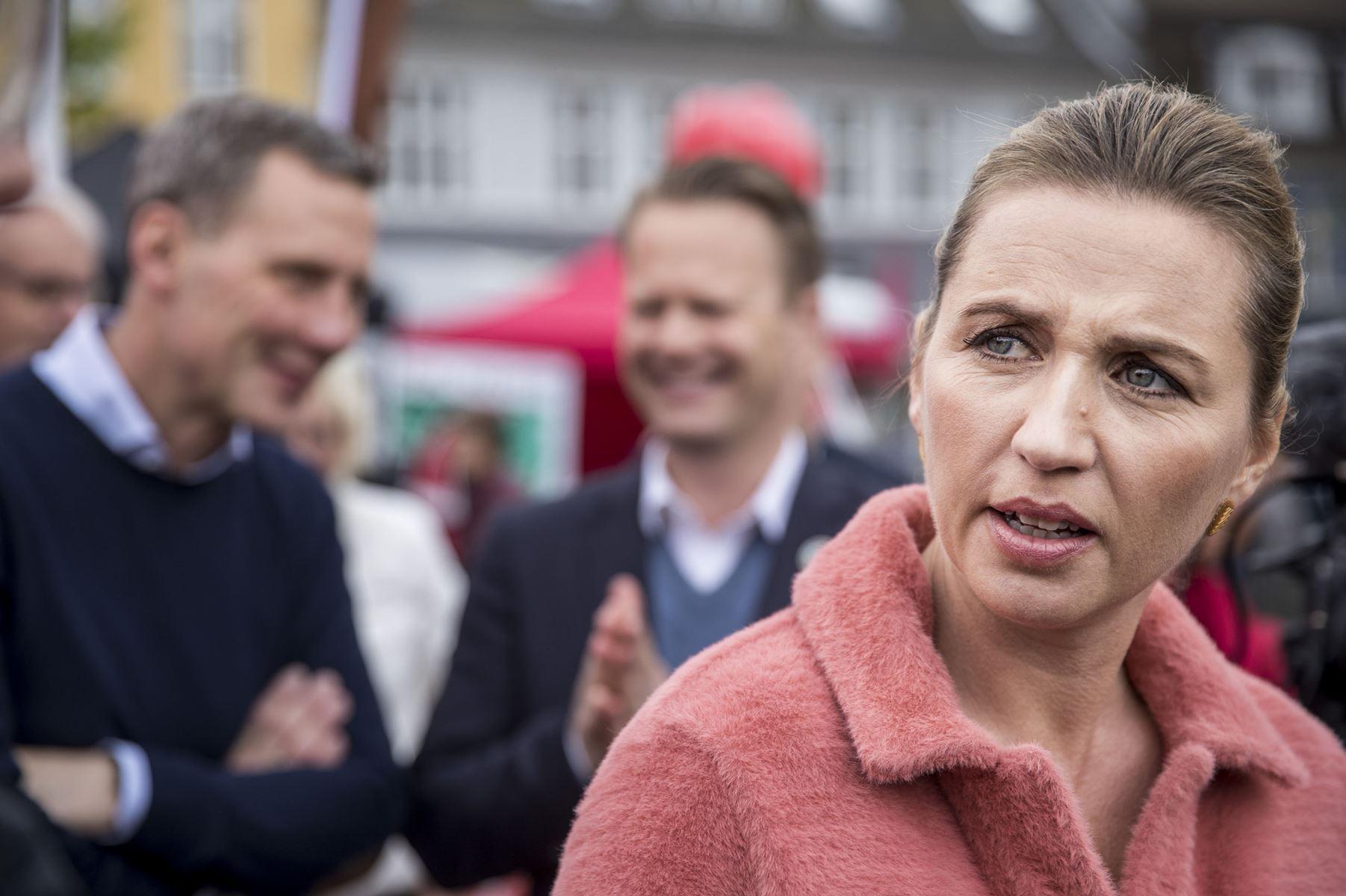 For første gang sætter Socialdemokratiet et mål for, hvor meget Danmark skal reducere CO2-udledningen i 2030.