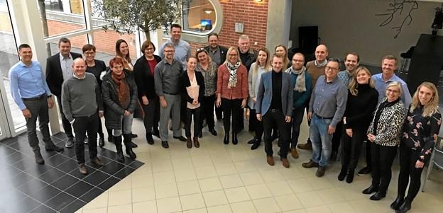 Erhvervskontorerne i de 11 nordjyske kommuner er gået sammen om at skabe et unikt og attraktivt koncept - Start Up Club, som kan hjælpe iværksættere i gang. Privatfoto