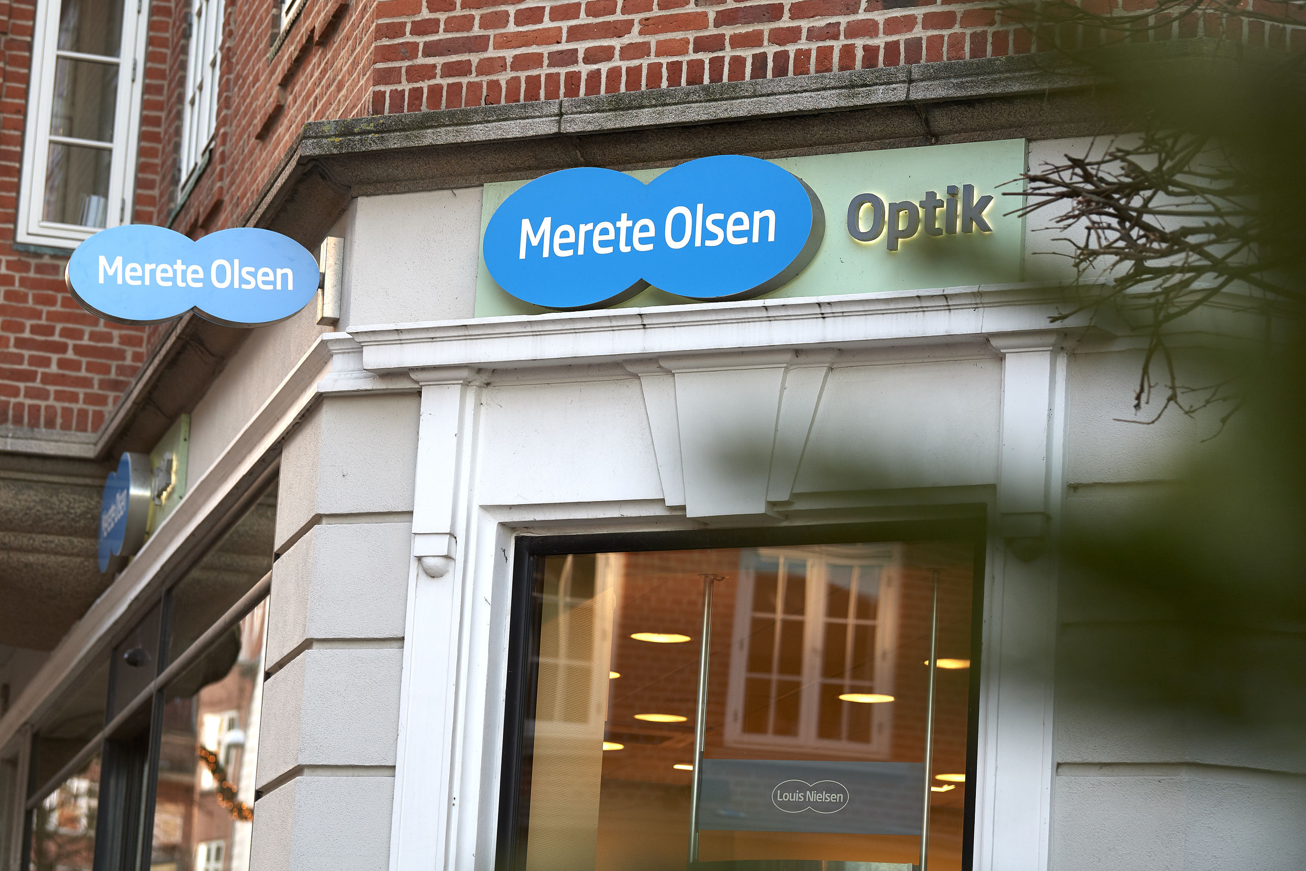 Louis Nielsen har skiftet navn til Merete Olsen. I hvert fald for én dag. Foto: Henrik Bo