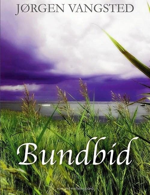 Omslaget på Jørgen Vangsteds nye roman: Bundbid.