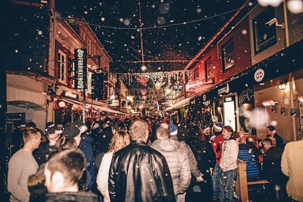 Årets J-Dag bliver den vildeste i Gadens historie. PR Foto