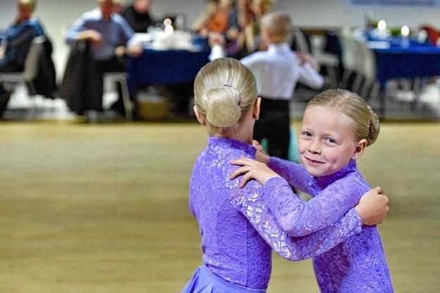 Vi ses til dans i Danseskolen Thy-Mors. Foto: Ole Iversen Ole Iversen