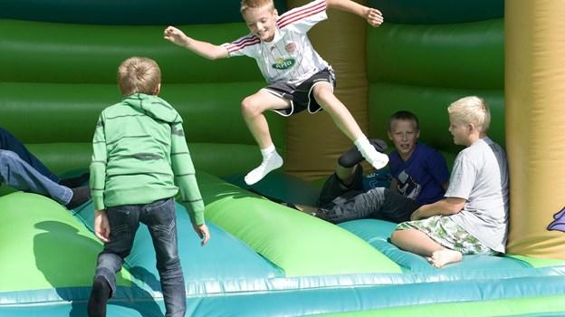 Sommerfest i Hallund Foto: Carl Th. Poulsen