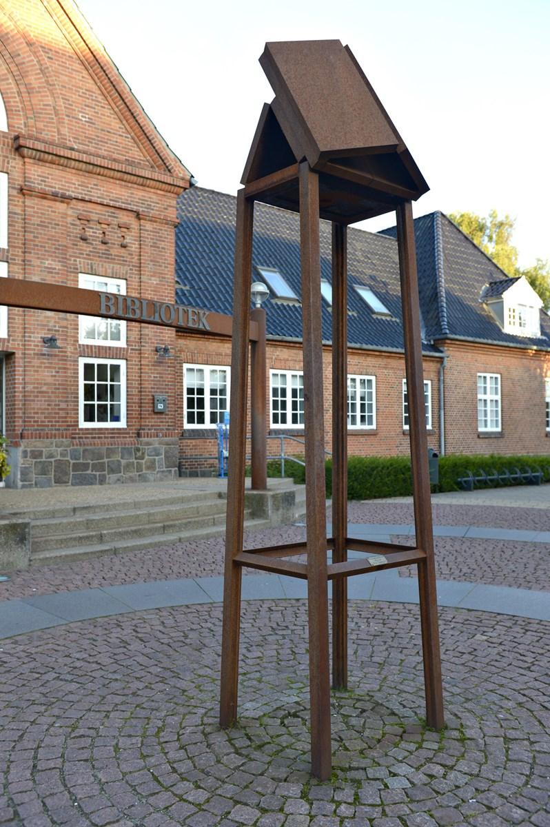 Det er foredrag om klima på Brønderslev Bibliotek. Arkivfoto: Bente Poder