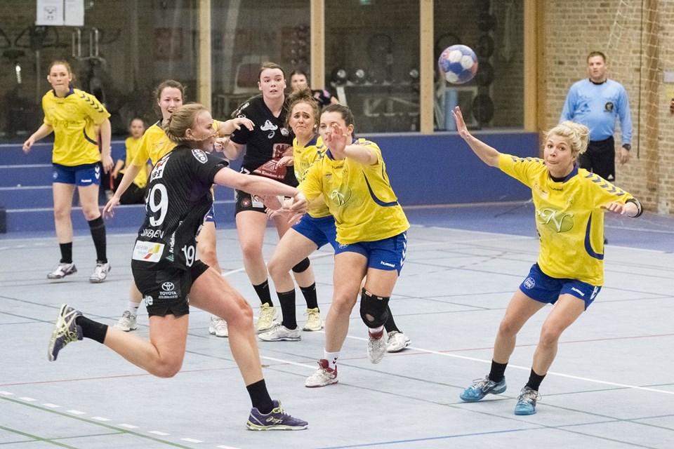 Triumf Aalborg Hk Rykker Op I 1 Division Nordjyskedk